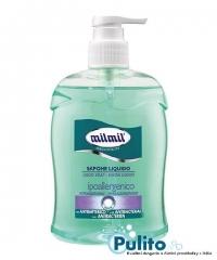 Mil Mil tekuté mýdlo s přírodními antibakteriálními složkami 500 ml.