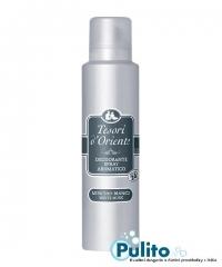 Tesori d´Oriente Muschio Bianco deodorant ve spreji 150 ml.