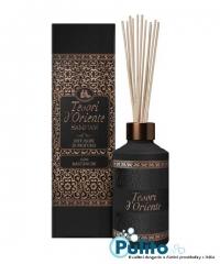 Tesori d´Oriente Diffusore Ambienti Hammam bytový parfém s tyčinkami 200 ml.