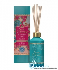 Tesori d´Oriente Diffusore Ambienti Ayurveda bytový parfém s tyčinkami 200 ml.