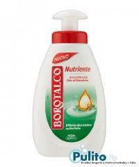 Borotalco Nutriente, vyživující tekuté mýdlo 250 ml.