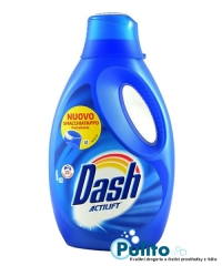 Dash Actilift Classico, prací gel 1,375 lt.