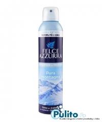 Felce Azzurra Aria di Casa Pura Montagna, osvěžovač vzduchu ve spreji 250 ml.