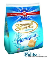 Spuma di Sciampagna Marsiglia prací prášek 1,080 kg., 18 PD