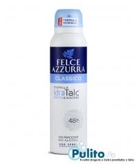 Felce Azzurra Deo Spray Classico, tělový deodorant ve spreji 150 ml.