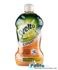 Svelto Expert Extra Power Anti-Odore, koncentrovaný jar na nádobí 450 ml.