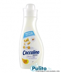 Coccolino Delicato e Soffice koncentrovaná aviváž 750 ml.