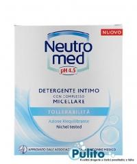 Neutromed pH 4,5 Tollerabilita Micellare, intimní gel pro citlivou pokožku 200 ml.