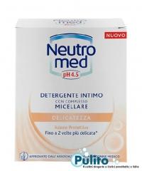 Neutromed pH 4,5 Delicatezza Micellare, intimní gel pro ženy v produktivním věku 200 ml.