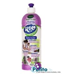Rio Biologico Tutto Cucina, ekologický přípravek na kuchyně, 100% účinný 750 ml.