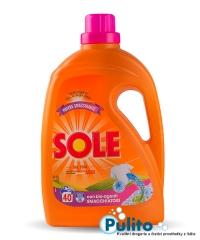 Sole prací gel Potere Smacchiante 2 l., 40 pracích dávek