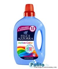 Felce Azzurra prací gel na barevné prádlo Active Color 1,595 lt.