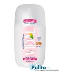 Vidal Intimo Lenitive Emolliente, zklidňující intimní gel 250 ml.