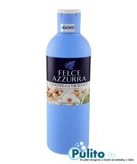 Felce Azzurra Mandorla e Thé Bianco, sprchový gel/koupelová pěna 650 ml.
