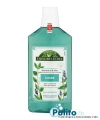 Antica Erboristeria 8 Erbe, antibakteriální ústní voda 500 ml.