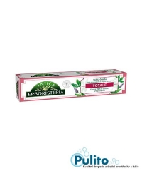 Antica Erboristeria Totale Menta e Salvia, antibakteriální zubní pasta 75 ml.