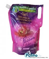 Spuma di Sciampagna Secrets Passion Elisir aviváž koncentrát s květy třešní 1,5 l.