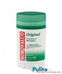Borotalco Deo Stick Original, tuhý deodorant 40 ml.