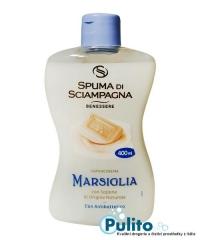 Spuma di Sciampagna Marsiglia tekuté mýdlo na ruce a obličej 400 ml.