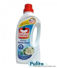 Omino Bianco Muschio Bianco prací gel 1,15 l. 23 PD