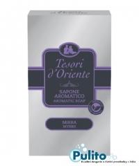 Tesori d´Oriente parfémované toaletní mýdlo Mirra 150 g.