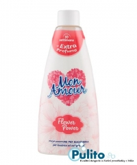 Felce Azzurra Mon Amour Flower Power, koncentrovaný parfém na prádlo 250 ml.