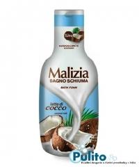 Malizia koupelová pěna Latte di Cocco 1 l.