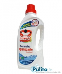 Omino Bianco prací gel Igienizzante 1,3 l., 26 pracích dávek