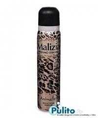Malizia Deo Spray Animalier, dámský tělový deodorant 100 ml.