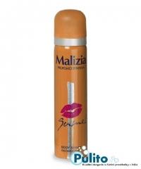 Malizia Deo Spray Sensual, dámský tělový deodorant 75 ml.