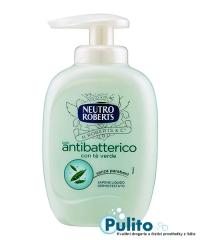 Neutro Roberts con Antibatterico Té verde, tekuté antibakteriální mýdlo 300 ml.