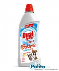 Dual Power Professional Bakterio, prostředek na podlahy 1 l.