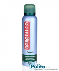 Borotalco Deo Spray Fresh, tělový deodorant ve spreji 150 ml.