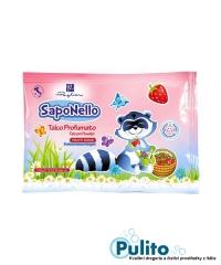 SapoNello Talco Profumato Frutti rossi, tělový dětský pudr 100 g.