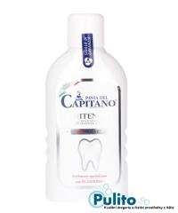 Pasta del Capitano Whitening OX-ACTIVE, bělící ústní voda 400 ml.