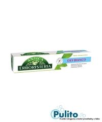 Antica Erboristeria Oxy Bianco, bělící zubní pasta 75 ml.