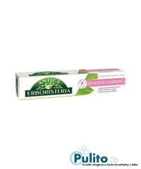 Antica Erboristeria Sensitive Complete 3, zubní pasta pro citlivé zuby 75 ml.