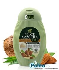 Felce Azzurra BIO Mandorla e Cocco, BIO sprchový gel 250 ml.