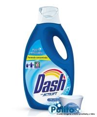 Dash Actilift Al Bicarbonato, prací gel s bikarbonátem sodným 1,375 lt.