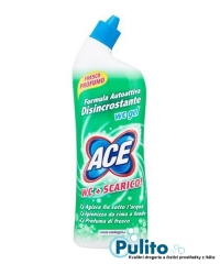 Ace WC Gel Disincrostante 700 ml.