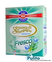 Spuma di Sciampagna Fresco prací prášek 6 kg., 100 pracích dávek