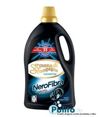Spuma di Sciampagna NeroFibra, prací gel na tmavé oděvy 1.815 l. 33 pracích dávek