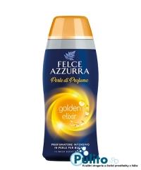 Felce Azzurra parfémované perličky na praní Golden Elixir 250 g.