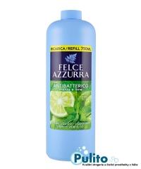 Felce Azzurra con Antibatterico Menta e Lime tekuté mýdlo na obličej a ruce 750 ml.
