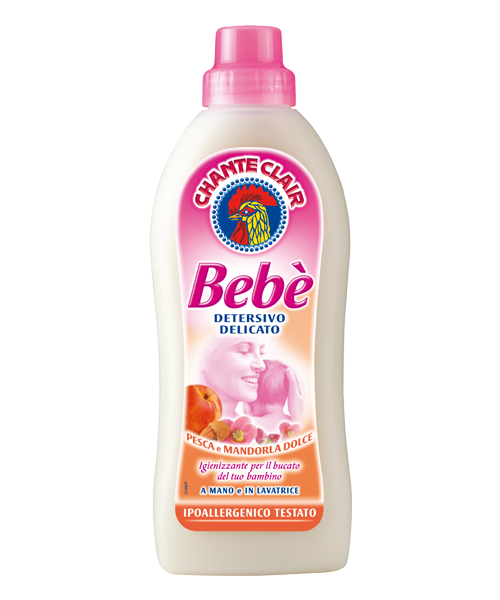 Chante Clair Bébé Ipoalegenico, dětský prací gel 750 ml.
