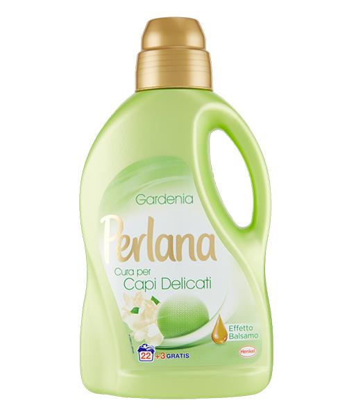 Perlana Cura 3D Capi Delicati Gardenia, prací gel 1,5 l. 25 pracích dávek