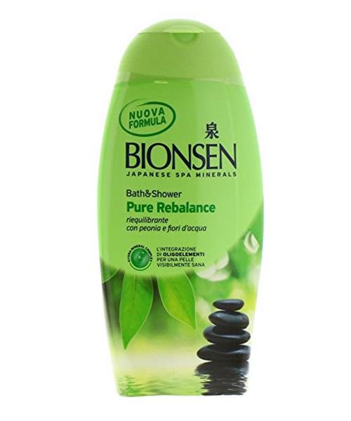 Bionsen Bagno Schiuma Pure Rebalance, sprchová pěna 500 ml.