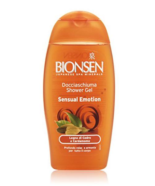 Bionsen Bagno Schiuma Sensual Emotion, sprchová pěna 500 ml.