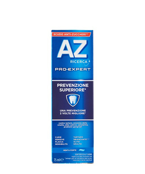 AZ Pro-Expert Prevenzione Superiore, zubní pasta nejvyšší kvality 75 ml.