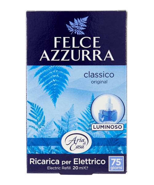 Felce Azzurra Aria di Casa náhradní náplň Talco Classico, bytový parfém 20 ml.